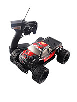HQ543 IR RC Racer Big Foot 20KMH Max Speed - EU PLUG  RED