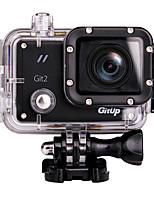 Gitup Caméra d'action / Caméra sport 16MP 1920 x 1080 Wi-Fi Etanches Grand angle Multifonction 60fps 1.5 30 M Plongée Vélo Parachutisme