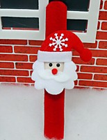 4pcs ילדים למחוא טבעת ידות מנורת אווירת קישוט 7colorful תאורת חידוש אור חג המולד