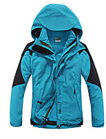 Hiking Tracksuit / Softshell Jacket / Tops Women's Breathable / Thermal / Warm / Protective / Comfortable Fall/Autumn / Winter