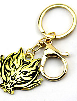 Inspired by God Eater Anime Cosplay Accessories Keychain