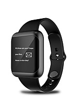 LXW-0054 Smart Watch Android Smartwatch Sports Tracker Two Capactive Touch Heart Rate Monitor Call Reminder