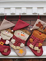 1Cover) (Different Styles) Newfangled  House Ornament Christmas Decorations  Christmas Stocking