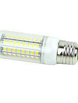 12W E27 LED Corn Lights 72LED SMD 5730 1000lm Warm / Cool White Led Lamp Chandelier Light Home Decoration(AC220-240V)