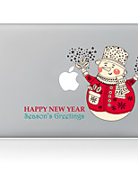 The Stars of The Snowman Decorative Skin Sticker for MacBook Air/Pro/Pro with Retina