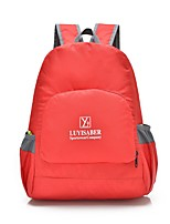 14 L Daypack / Backpack / Cycling Backpack School / Traveling Outdoor / Leisure Sports Multifunctional Green / Red / Black Nylon