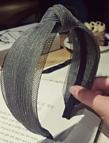 Women Fabric Hair Tie,Casual