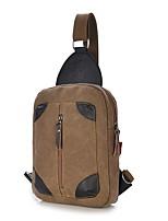 Men Canvas Sports / Outdoor Shoulder Bag