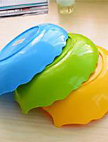 Nordic Fashion Ideas  Melon Fruit Snack Tray  Plastic Fruit Plate Sugar  Multi-Color Melamine Leaf Shape  (Random Colour)