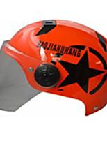 шлем мотоцикла половина крышки лета шлем ВС ВС