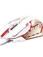 Estone iMice V8 PC Computer Mouse Macro 4000DPI Led Optical 6D USB Wired Game Gaming Mouse Gamer