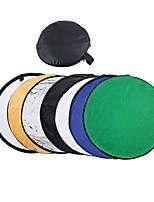 80 cm 7 v 1 32 barevné přenosné fotografické studio reflektoru multi foto disku skládací světelným reflektorem