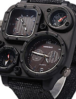 Shiweibao watch men clock Compass Dual Movt Male Quartz Watch military sport wristwatch mens montre homme