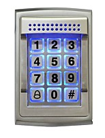 125KHz RFID Access Control Noctilucent Keyboard Access Control System
