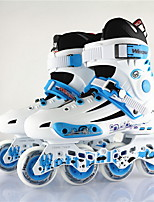 Inline Skates Breathable PVC Leather