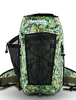 20 L Backpack / Hiking & Backpacking Pack Camping & Hiking Outdoor Waterproof / Wearable Camouflage TPU