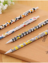 0.5 Mm Pencil Cartoon Small Broken Flower Activities(10PCS)