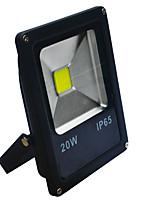 Jiawen 20w blanc froid ou blanc chaud conduit lumières crues IP65 imperméable à l'eau pour l'extérieur (ac 85-265V)