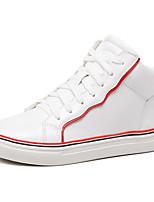 MujerConfort-Zapatillas de deporte-Casual-PU-Blanco