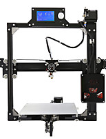 3d impressão anet a2-b de alta precisão de alta qualidade área de trabalho fdm impressora 3D diy