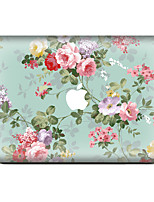 1 pc Scratch Proof PVC Body Sticker Rose Pattern For MacBook Pro 15'' with Retina / MacBook Pro 15'' / MacBook Pro 13'' with Retina / MacBook