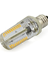 4W E11 Ampoules Maïs LED Tube SMD 3014 320 lm Blanc Chaud / Blanc Froid AC 100-240 V 1 pièce