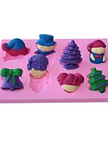 1 Silicone Mold baking para bolo / Other / para Ice / para Chocolate / para Bread / para biscoito / para Cupcake / por Pie / para Pizza