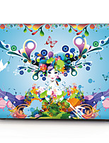 цветок девушка моды модели MacBook корпус компьютера для Macbook air11 / 13 pro13 / 15 Pro с retina13 / 15 macbook12