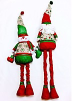 High Quality Stretch Retracted Christmas Decroration