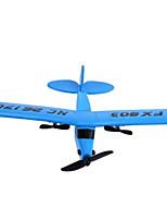 urso do vôo HL-803 controle remoto planador EPP espuma asa fixa do controle remoto azul brinquedos modelo de aeronave