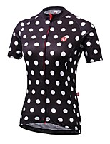 Sports Bike/Cycling Jersey + Shorts / Jersey + Bib Shorts / Tops Men's Short SleeveBreathable / High Breathability