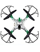 JJRC H29G 5.8G FPV 2.0 Mega Pixel 2.4G 4CH 6 Axis Gyro Quadcopter / One Key Automatic Return with Light - GREEN