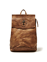 Unisex Cowhide Casual / Outdoor / Office & Career / Professioanl Use / Shopping Backpack