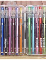 couleur stylo 12 maillots de couleur (12pcs)