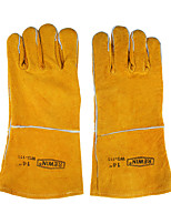 REWIN TOOL Electric Soldering Long Leather Glove