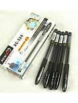 0.5 Mm Black Pearl Neutral Pen(12PCS)