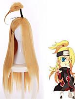резистентные Хокаге парик японский длинный cosplsy лохматая наруто Хатаке Какаши тепла париков