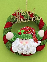 Garland Pendant Christmas Decoration 20cm