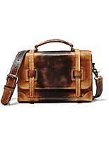 Unisex Cowhide Casual / Outdoor / Office & Career Tote