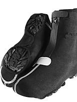 נעלי רכיבת מגפי אופני כביש אופני יוניסקס הר אנטי להחליק עמידים לשיחקה נעלי מים עמידות למים רעיוניים SBR שחורים