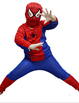 Halloween Children Performance Costumes Spiderman Dress Party Dresses