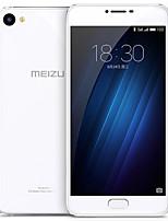 MEIZU U10 5.0  YunOS 3.0 4G Smartphone (Dual SIM Octa Core 13 MP 2GB  32 GB Black / White)