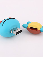 usb2.0 zp 128 gb lecteur tortue de bande dessinée flash
