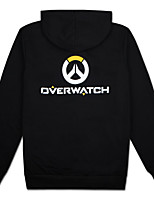 Cosplay Suits Inspired by Overwatch Reaper Cosplay Accessories Shirt  Cotton Unisex