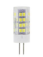 5W G9 G4 Ampoules Maïs LED T 51 SMD 2835 450 lm Blanc Chaud Blanc Froid Décorative AC 100-240 V 1 pièce