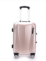 Unisex Plastic Casual Luggage