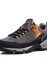 Sneakers Hiking Shoes Mountaineer Shoes Men's Anti-Slip Anti-Shake/Damping Wearable Breathable Outdoor Low-Top Cowsuede LeatherClimbing