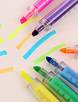 Cylinder Fluorescent Pen