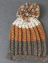 Women Knitwear Bowler/Cloche Hat,Casual Fall / Winter