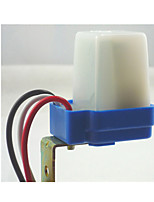 contrôleur de lampe de rue de commutateur de commande de lumière de rue entièrement automatique